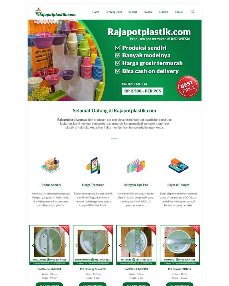 portofolio rajapotplastik.com