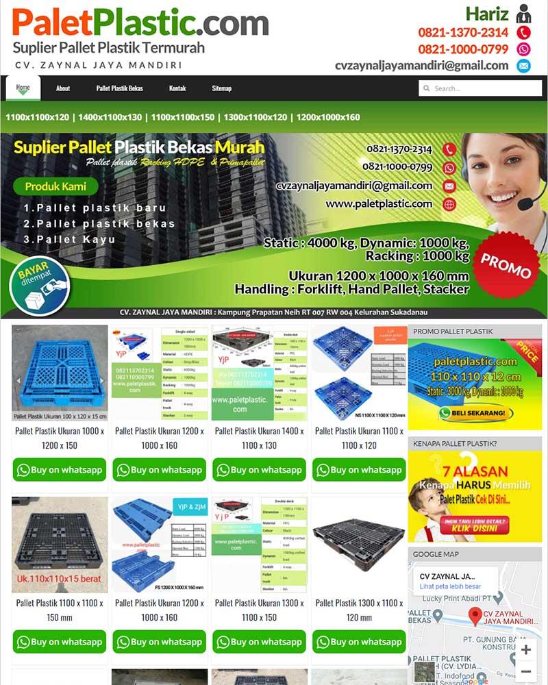 portofolio paletplastic.com