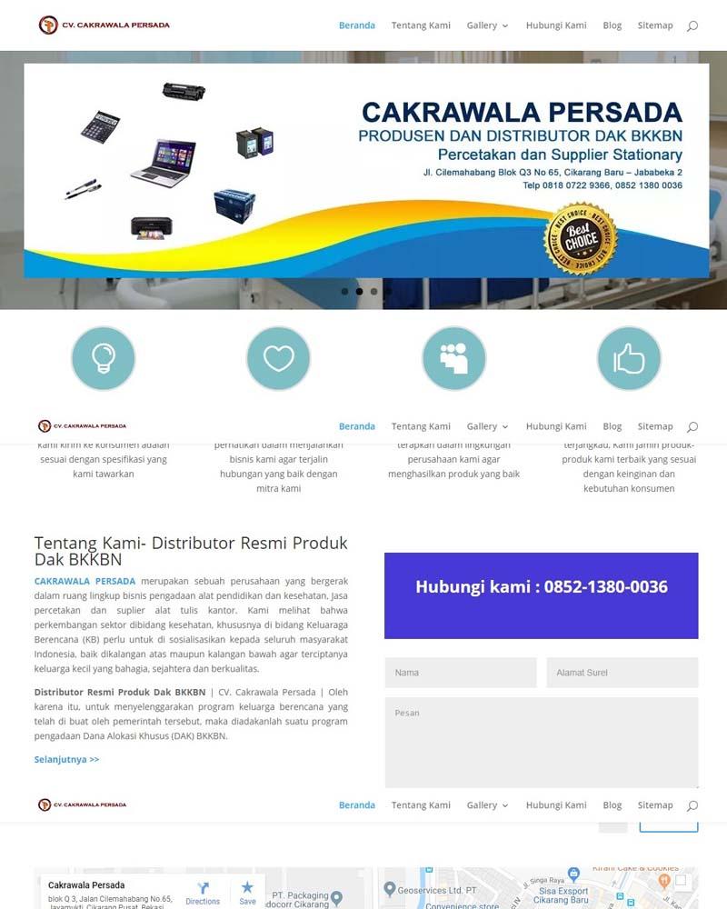 portofolio cakrawalapersada.com