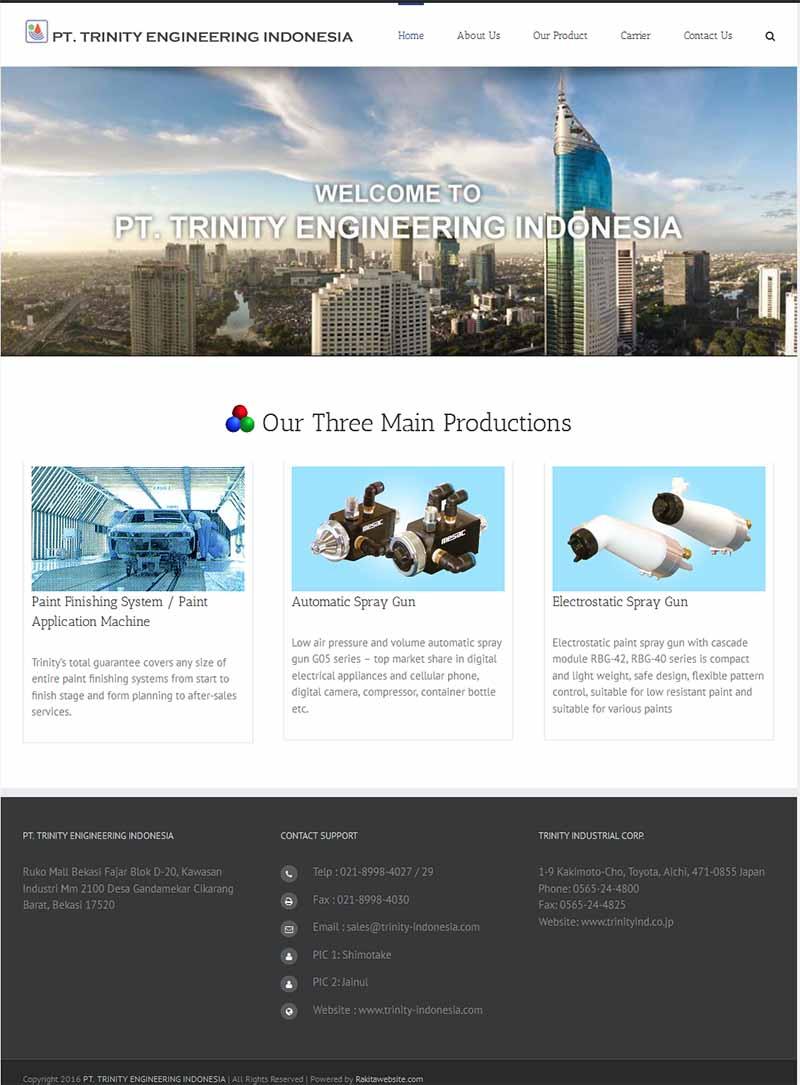 jasa pembuatan website & toko online murah cikarang bekasi