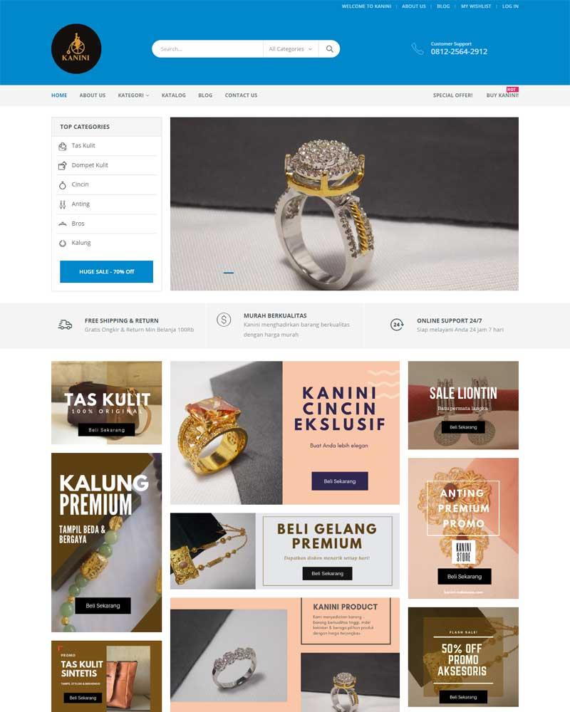 portofolio kanini-indonesia.com