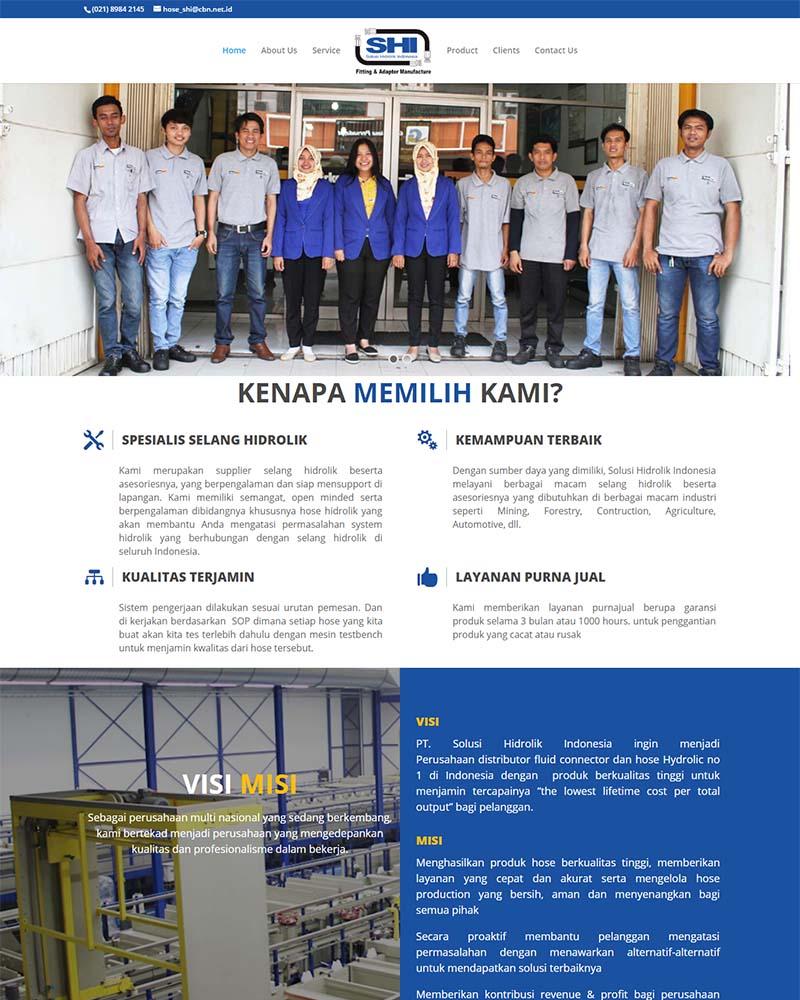 portofolio pt solusi hidrolik indonesia